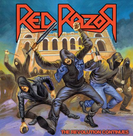 red razor – the revolution continues