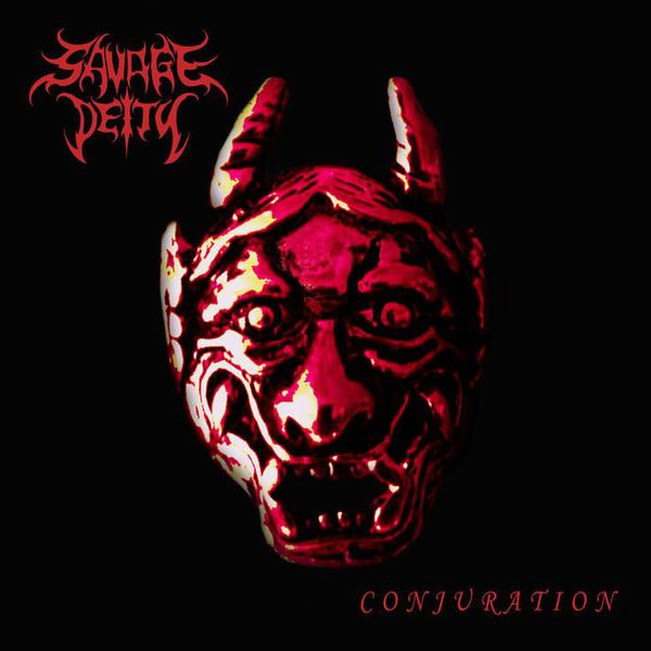 savage deity – conjuration [ep]