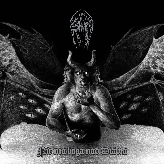 the devil's sermon – nie ma boga nad diabla