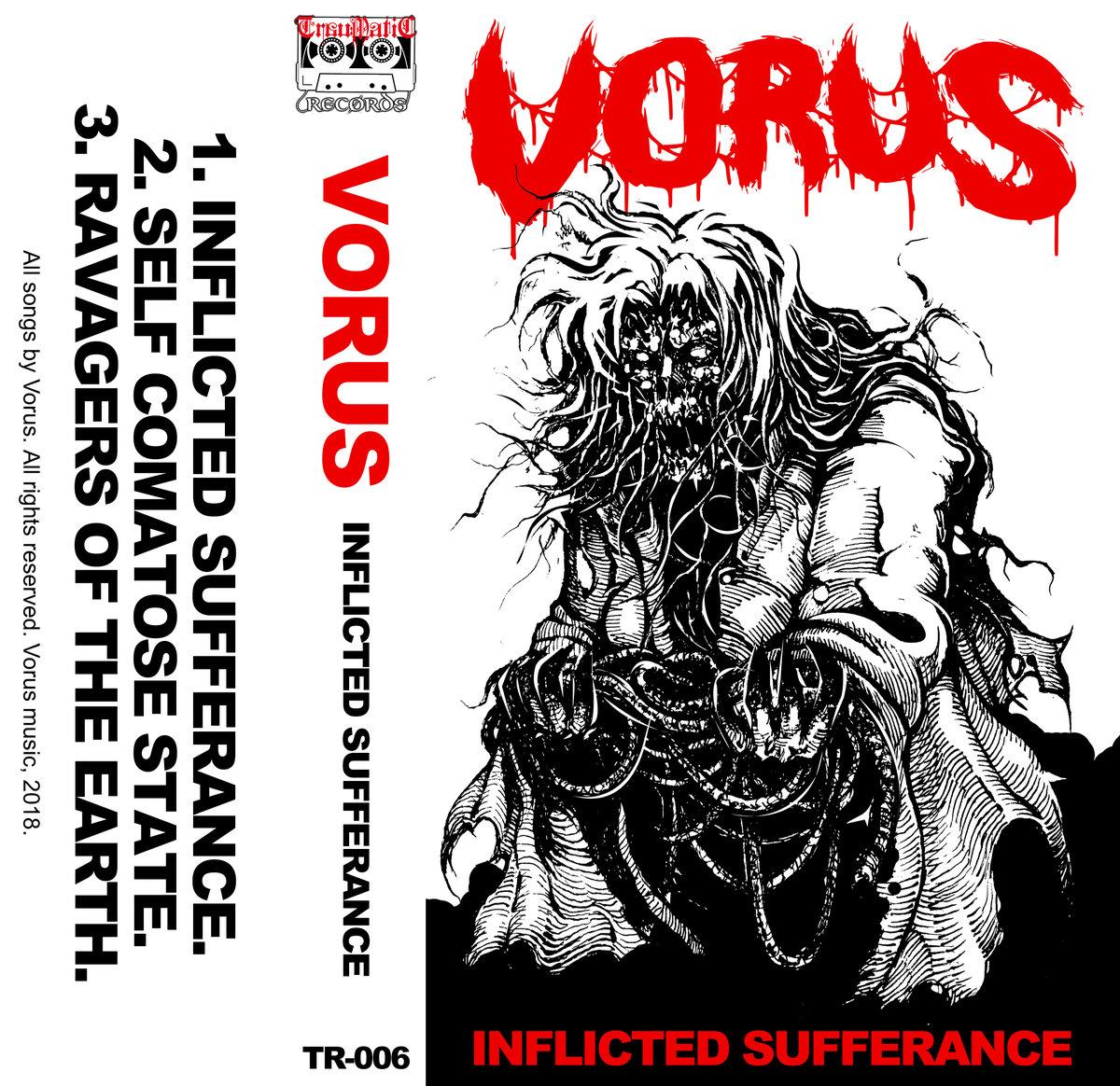 vorus – inflicted sufferance [demo]