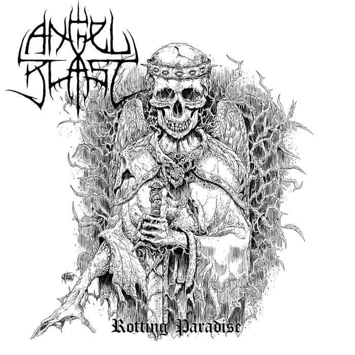 angelblast – rotting paradise [ep]