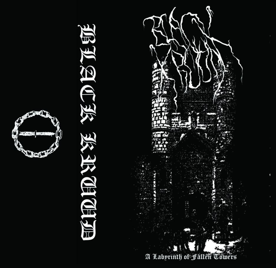 black kruud – a labyrinth of fallen towers [ep]