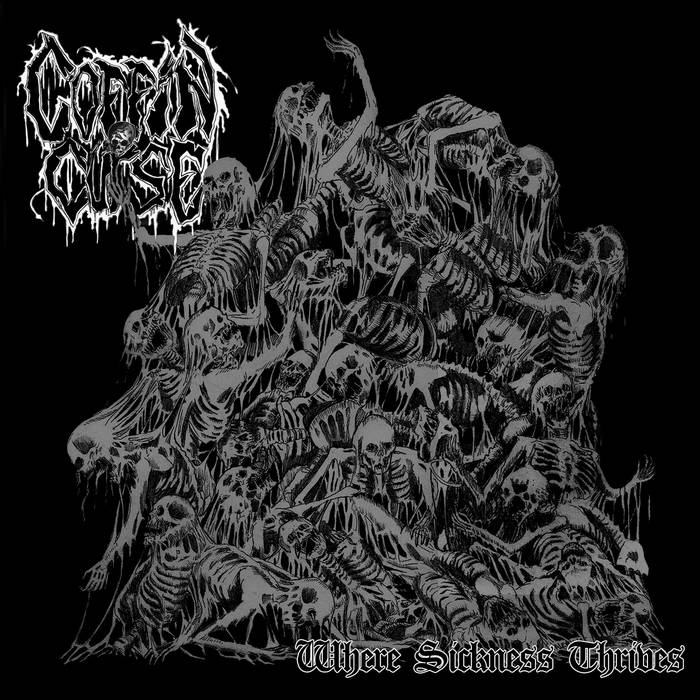 coffin curse – where sickness thrives [single]