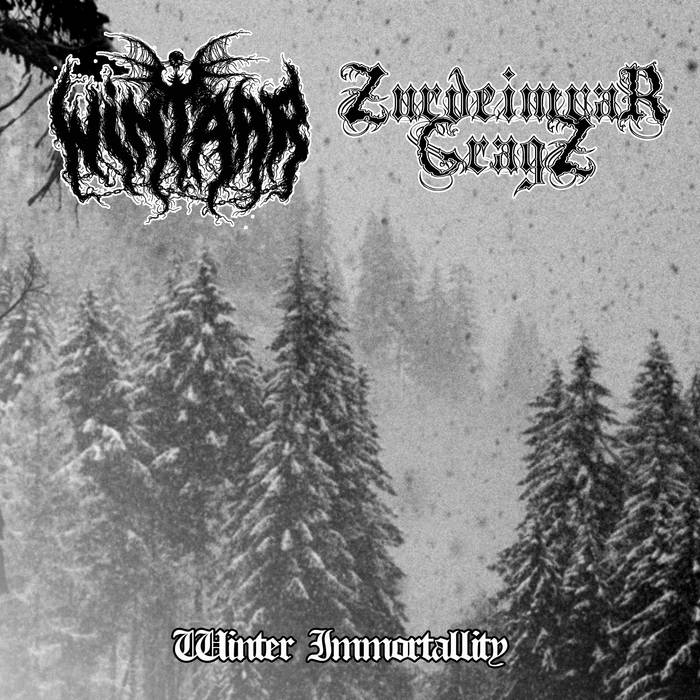 wintaar / zurdeimvar gragz – winter immortallity [split]
