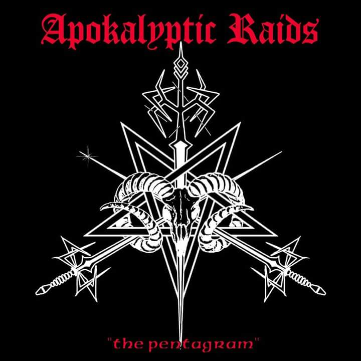apokalyptic raids – the pentagram [re-release]