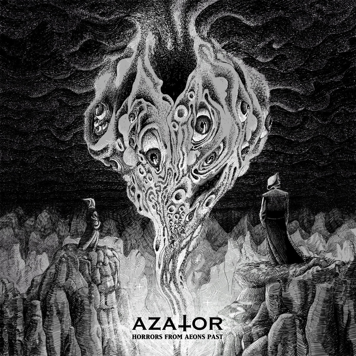 azator – horrors from aeons past [ep]