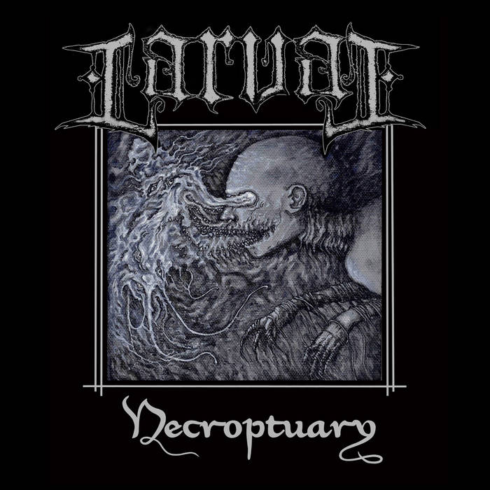 larvae – necroptuary [ep]