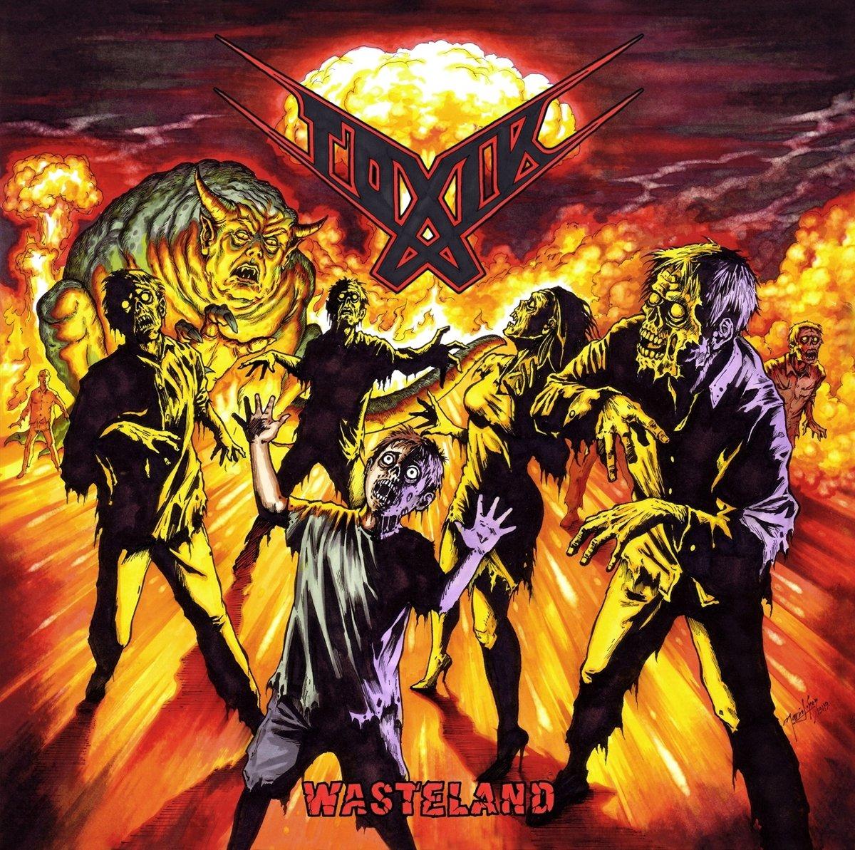 toxik – wasteland [demo / re-release]