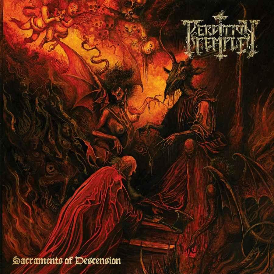 perdition temple – sacrament of descension