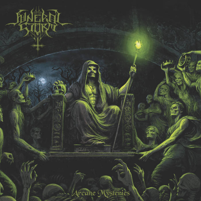 funeral storm – arcane mysteries