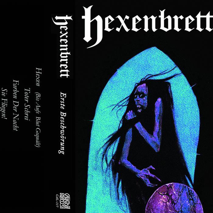 hexenbrett – erste beschwörung [ep]