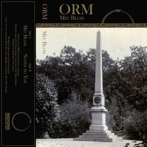 orm – mit blod [ep]