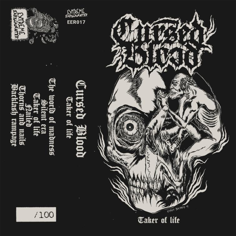 cursed blood – taker of life [demo]