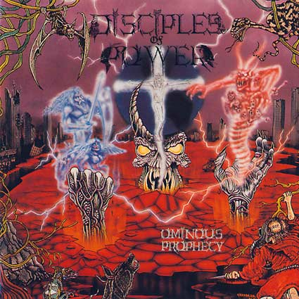disciples of power – omega prophecy [re-release]
