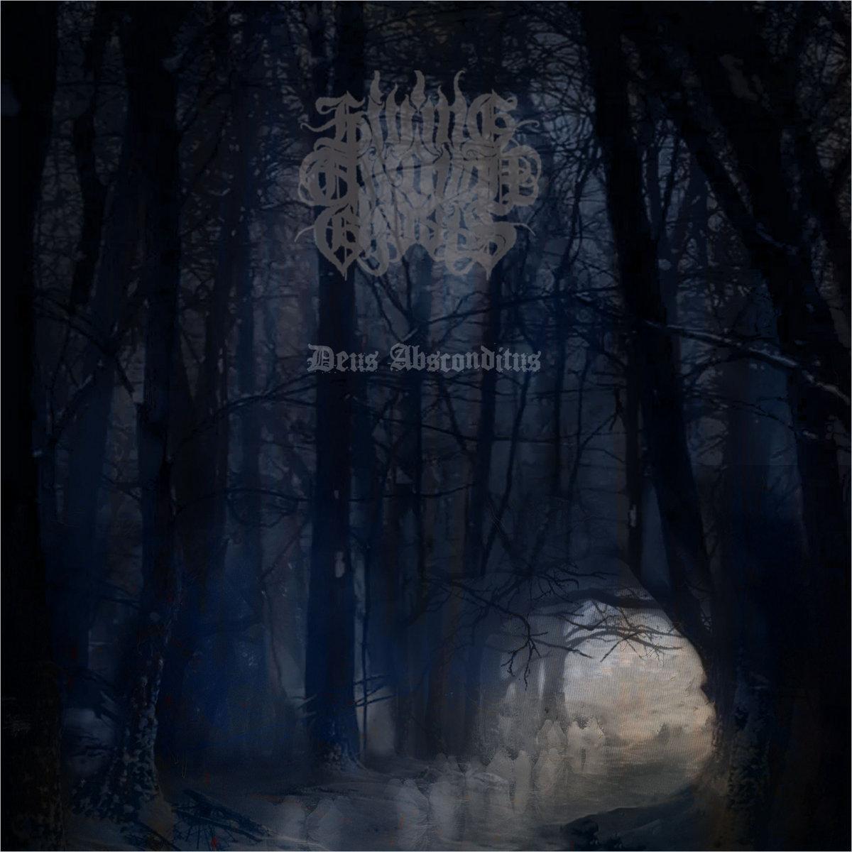living through ghosts – deus absconditus