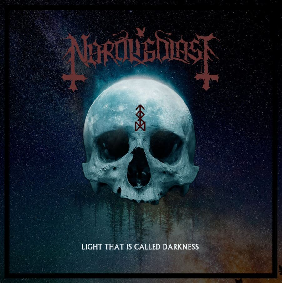 nordligblåst – light that is called darkness