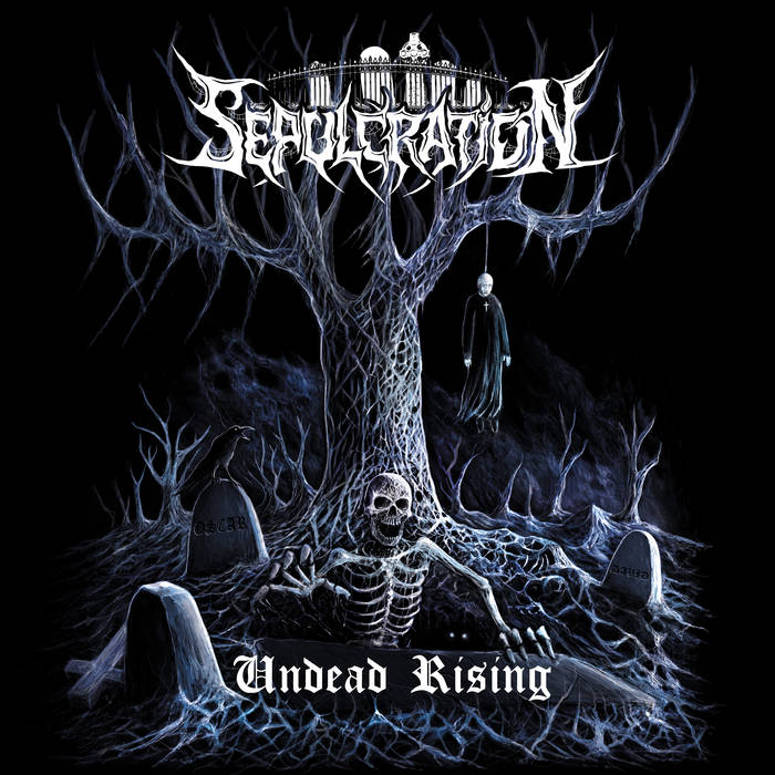 sepulcration – undead rising [ep]