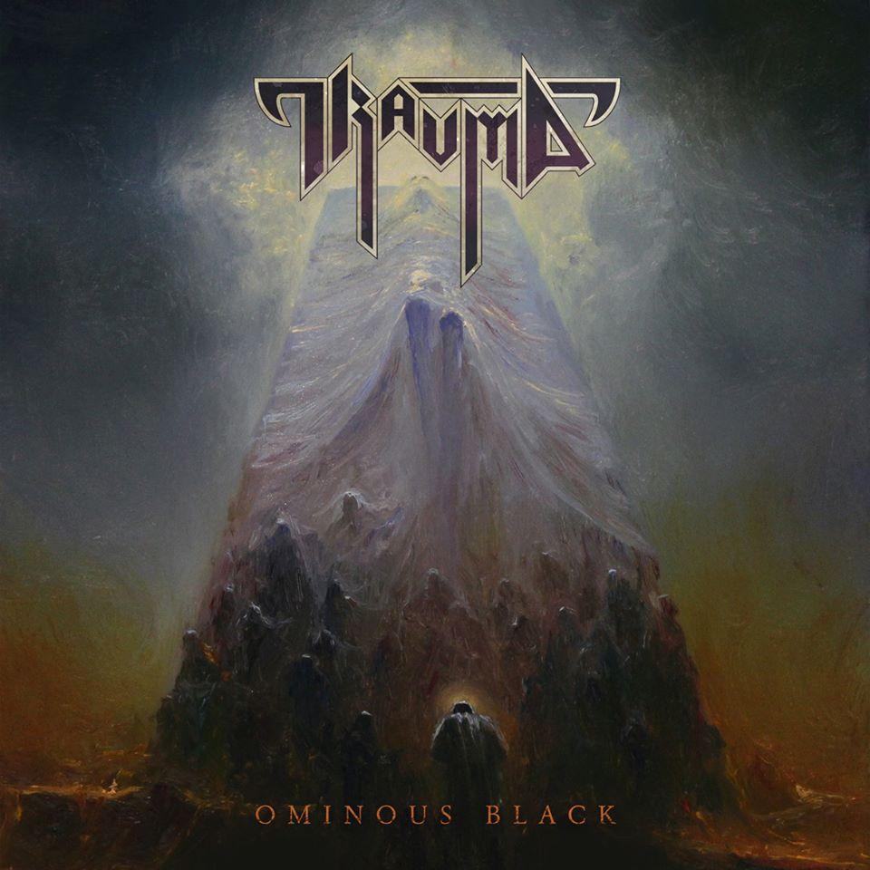 trauma – ominous black