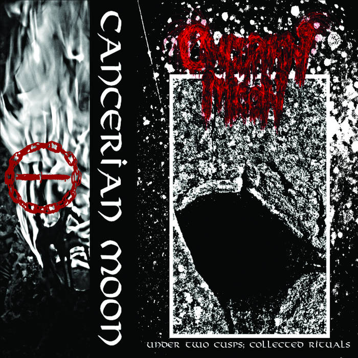 cancerian moon – under two cusps: collected rituals [re-release]