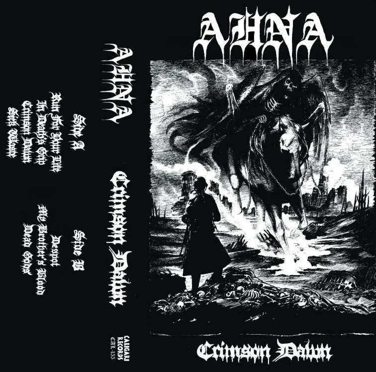ahna – crimson dawn