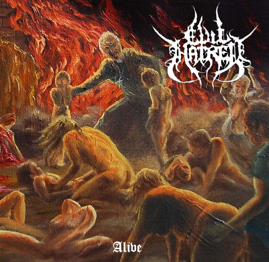 evil hatred – alive [demo]