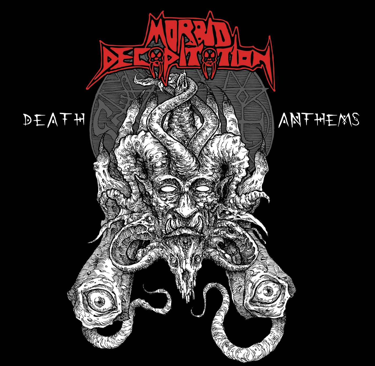 morbid decapitation – death anthems