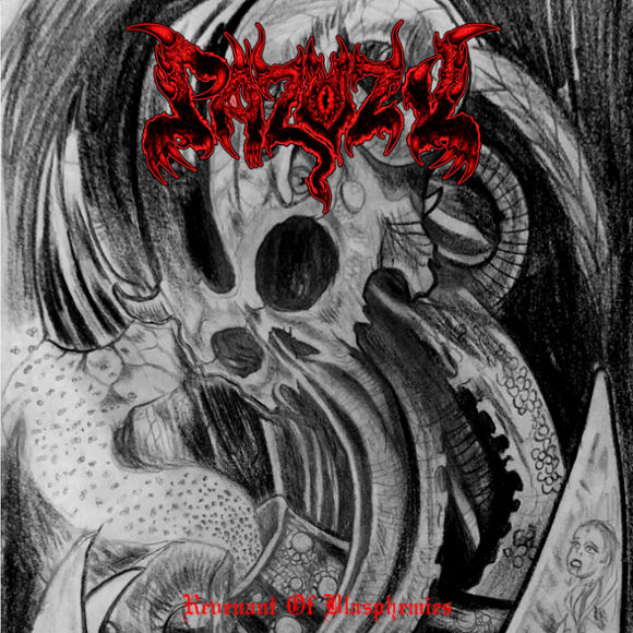 pazuzu [cri] – revenant of blasphemies [demo / re-release]