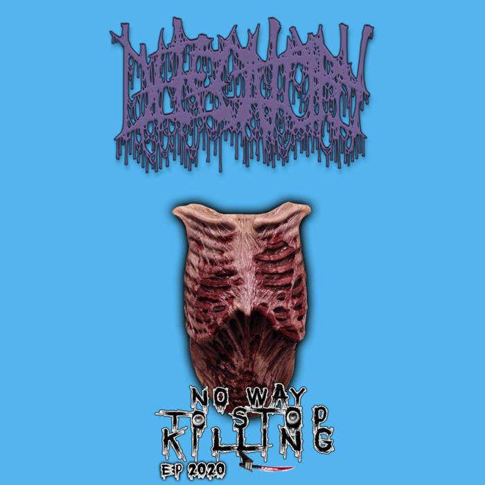 defecatory – no way to stop killing [ep]