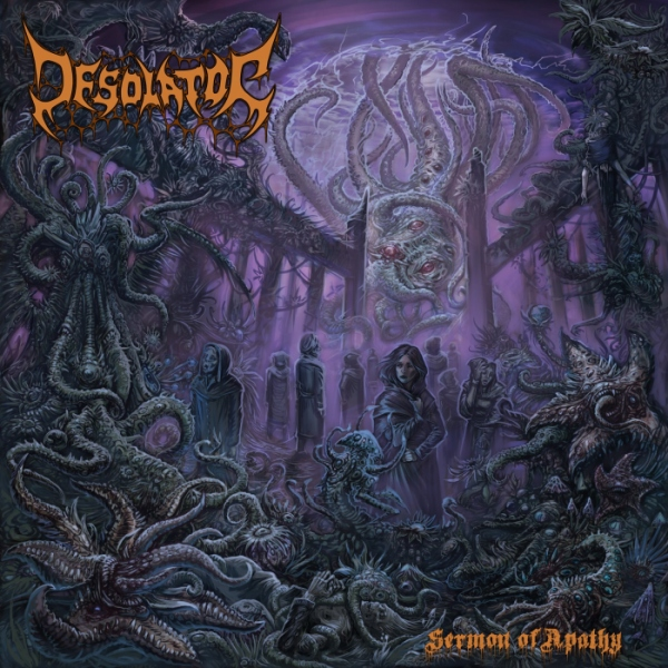desolator – sermon of apathy