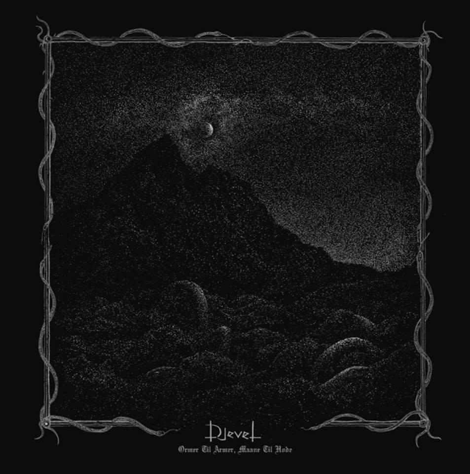 djevel – ormer til armer, maane til hode
