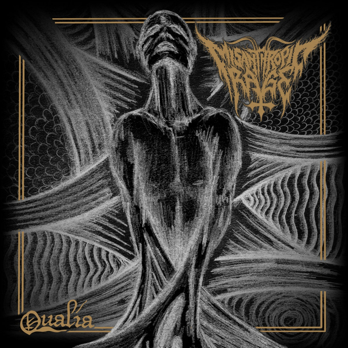 misanthropic rage – qualia [ep / re-release]