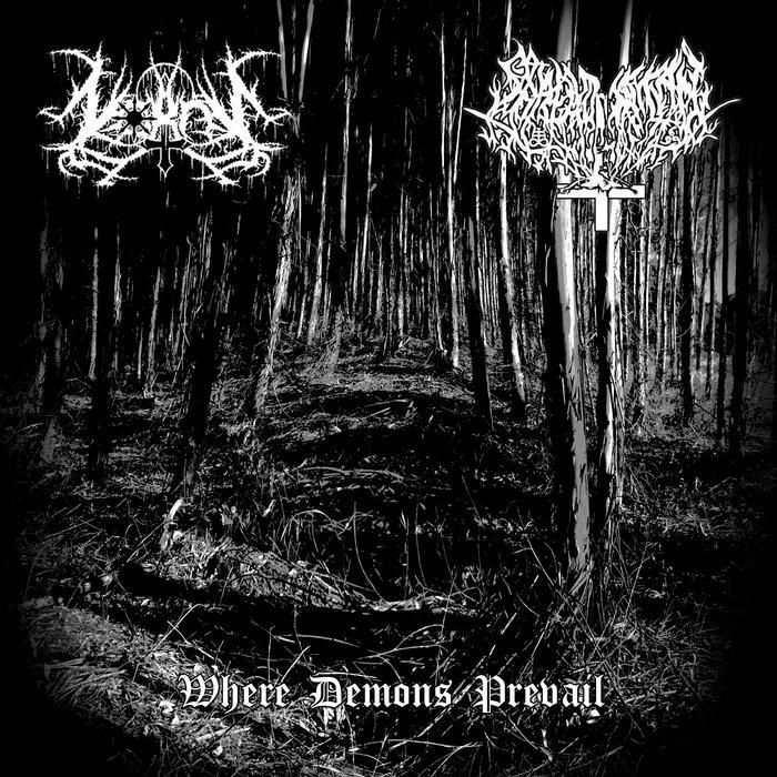 norns / shroud of satan – where demons prevail [split]