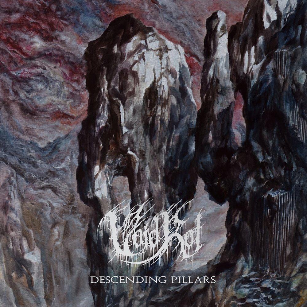 void rot – descending pillars