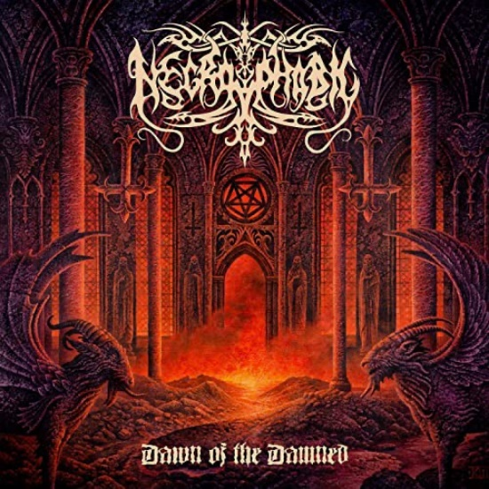 necrophobic – dawn of the damned