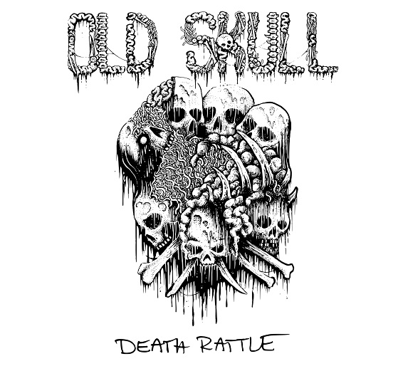 old skull – death rattle [ep]