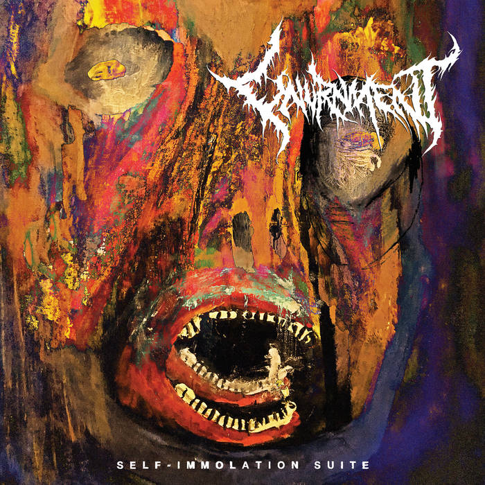 unurnment – self-immolation suite [ep]