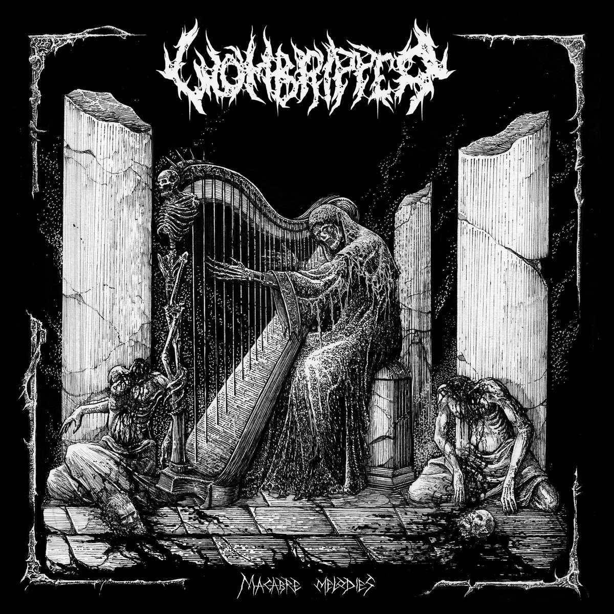 wombripper – macabre melodies