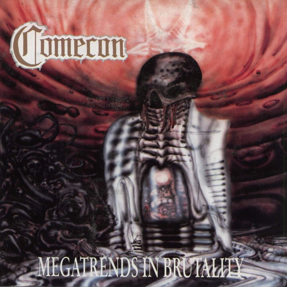 comecon – megatrends in brutality [re-release]