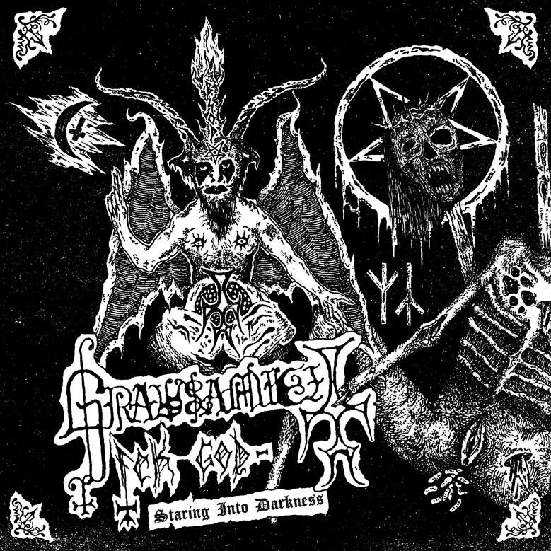 grausamkeit – fck god – staring into darkness [ep]