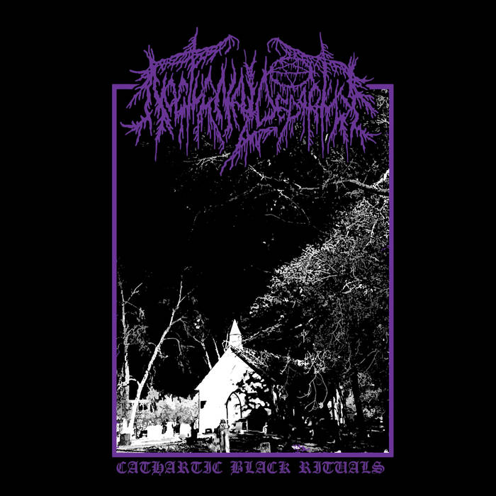 nocturnal departure – cathartic black rituals