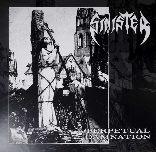 sinister – perpetual damnation [demo / re-release]
