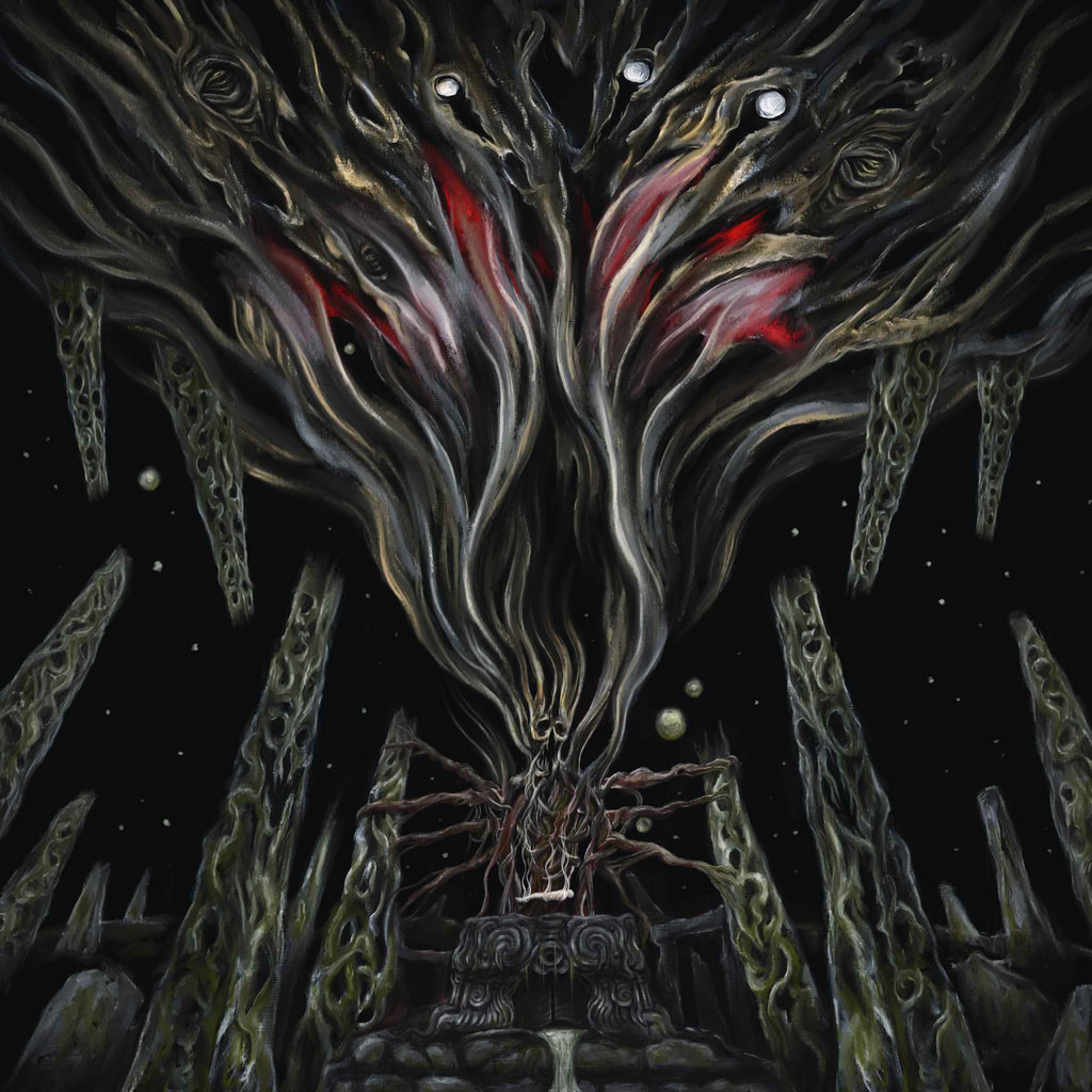 bloodsoaked necrovoid – expelled into the unknown depths of the unfathomable