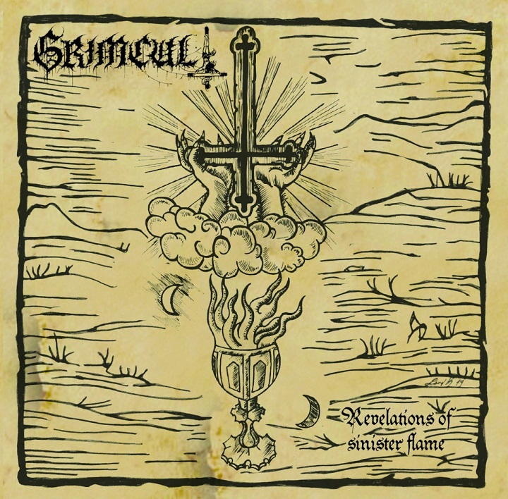 grimcult – revelations of sinister flame [ep]