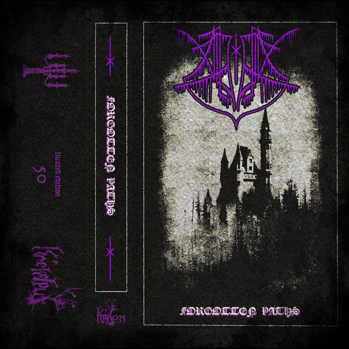 alghol – forgotten paths [ep]