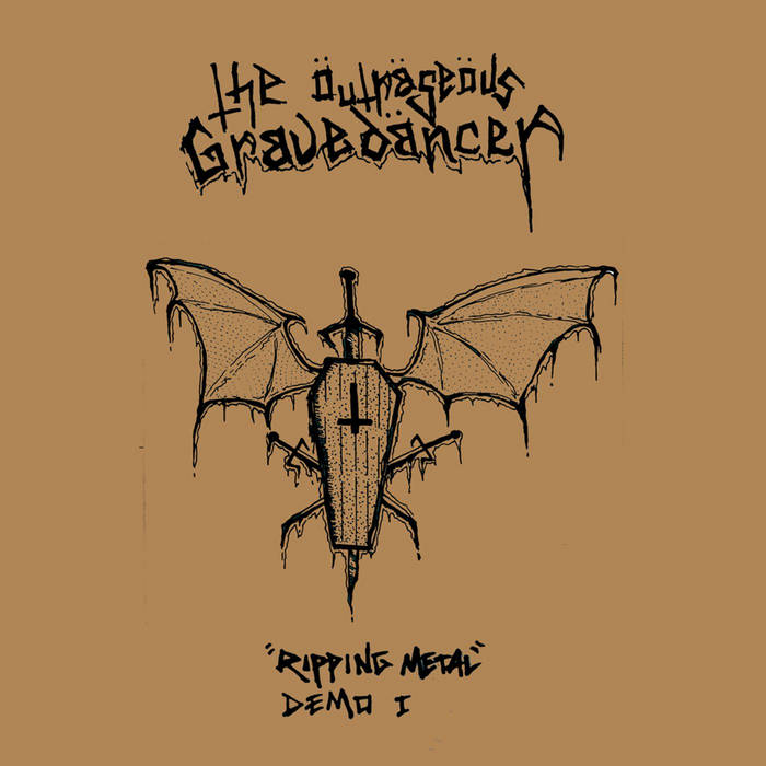 gravedäncer – ripping metal [demo]