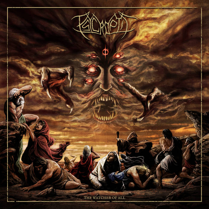 psycroptic – the watcher of all [ep]