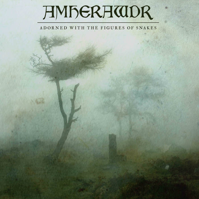 amherawdr – adorned with the figures of snakes