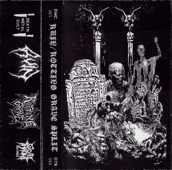 ruin / rotting grave – grave slaughter [split]