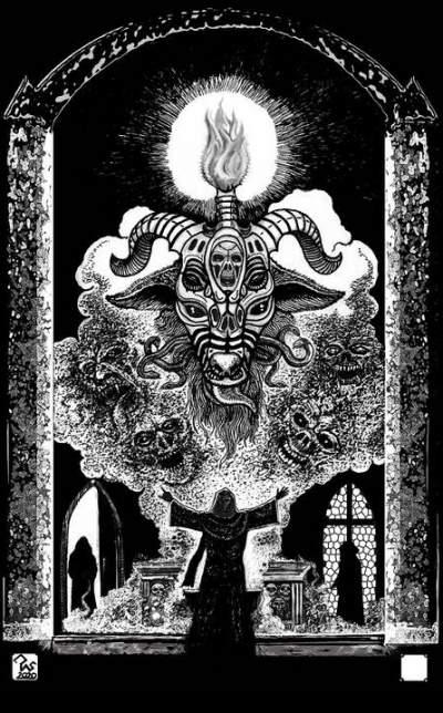 atonement – genesis of blasphemy [demo]
