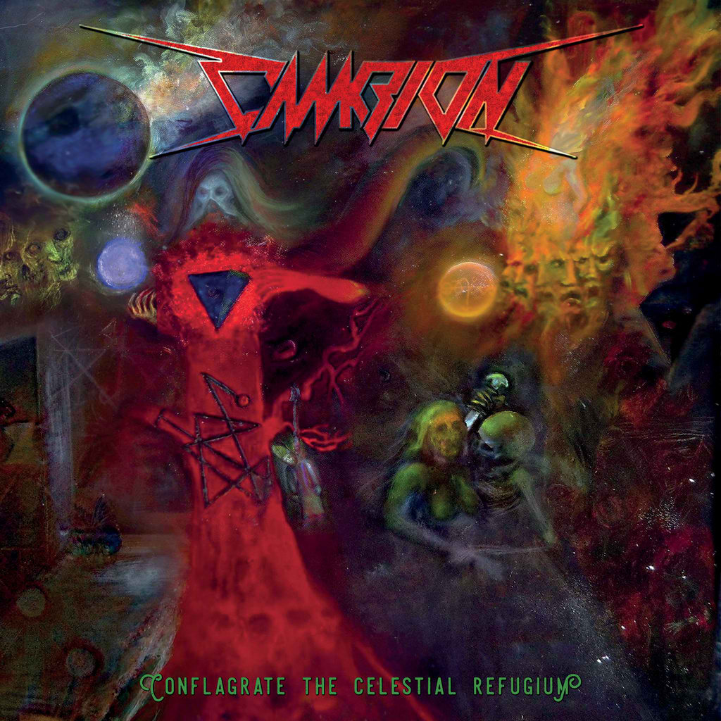 cambion – conflagrate the celestial refugium